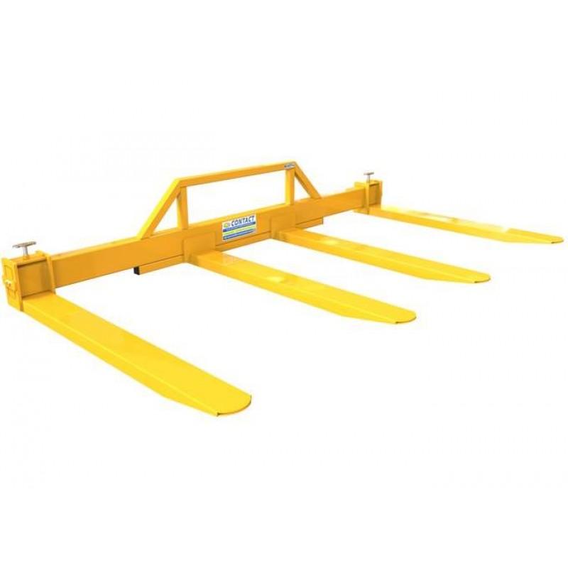 Wide Load Stabiliser Adjustable Four Fork Attachment