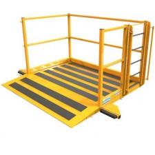 Forklift Loading Platform