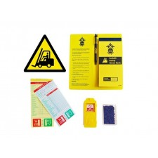 Forklift Inspection Kit
