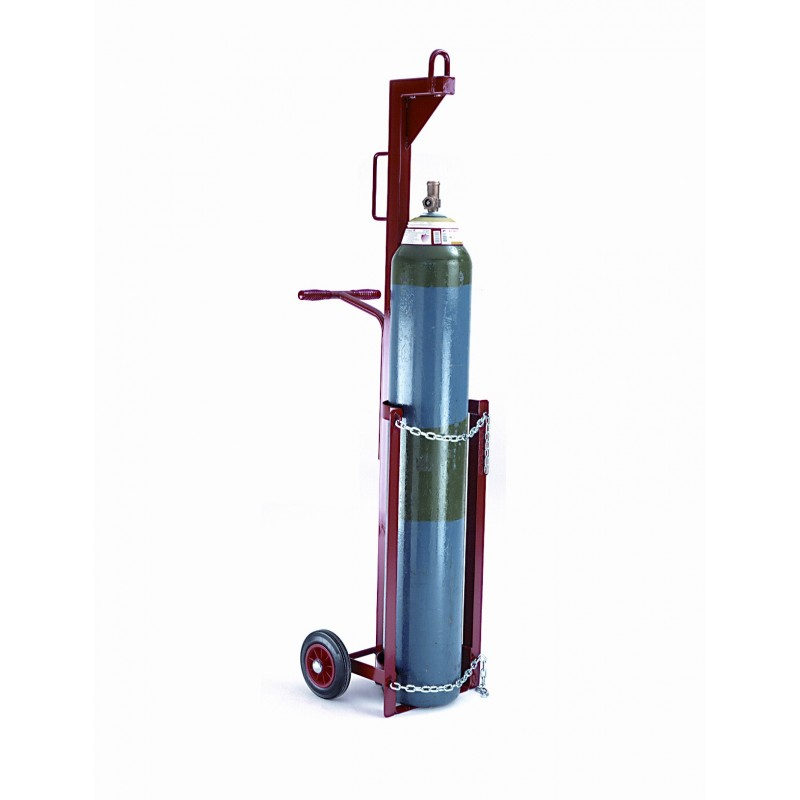 Single Cylinder Lifting Trolley Gas Cylinder Handling