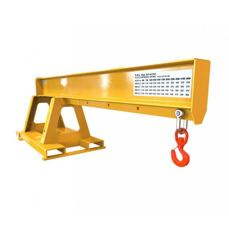 Forklift Crane Jib Forklift Mounted Crane Jibs Amp Lifting