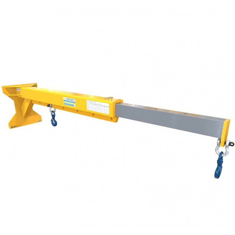 Extending Forklift Jib | Forklift Jib & Lifting Beams