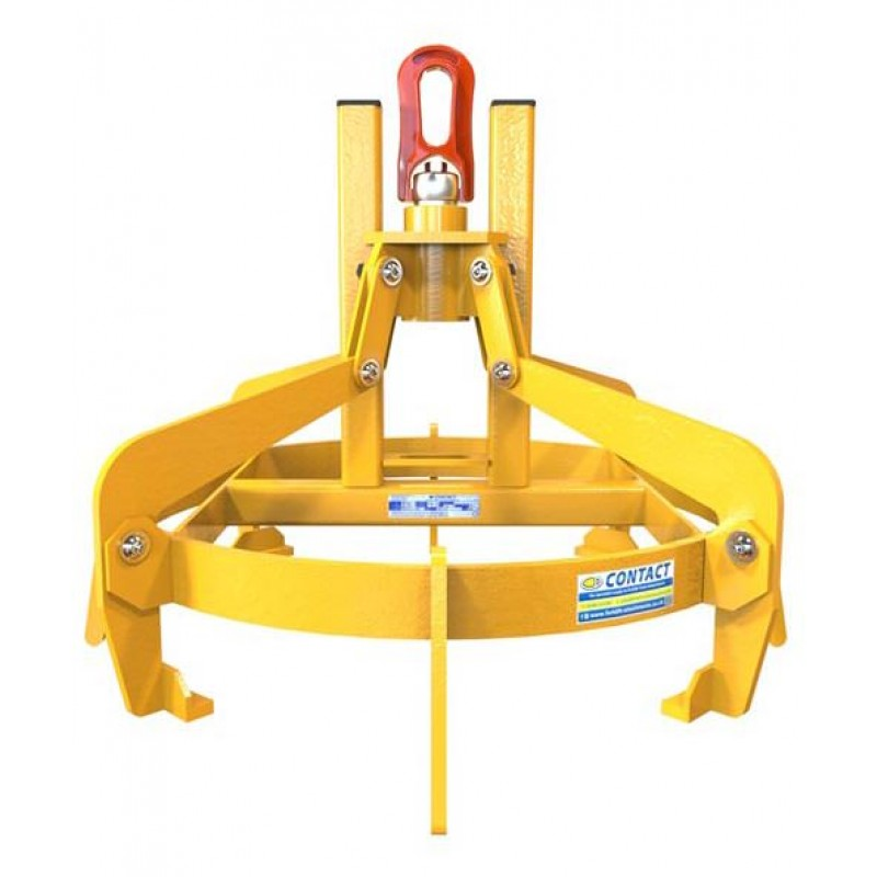 Steel Automatic Drum Lifting Tongs | Vertical Drum Lifters