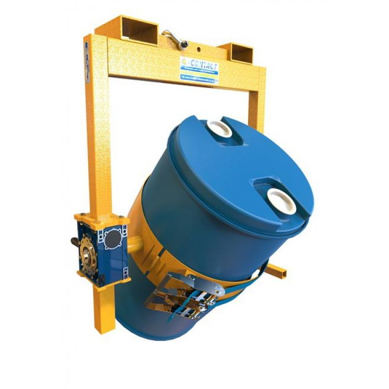 Crane and Forklift Rotator for Drums | Fully Tested and Certified