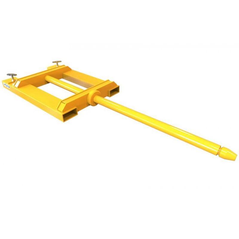 Low Profile Forklift Boom Attachments