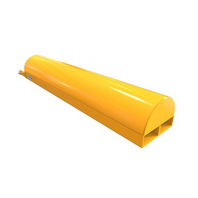 Coil Support Sleeve Roll Handling Attachment Forklift
