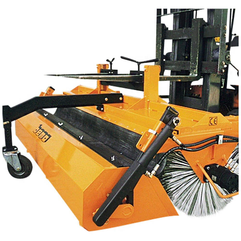 Forklift Sweeper - Hydraulic