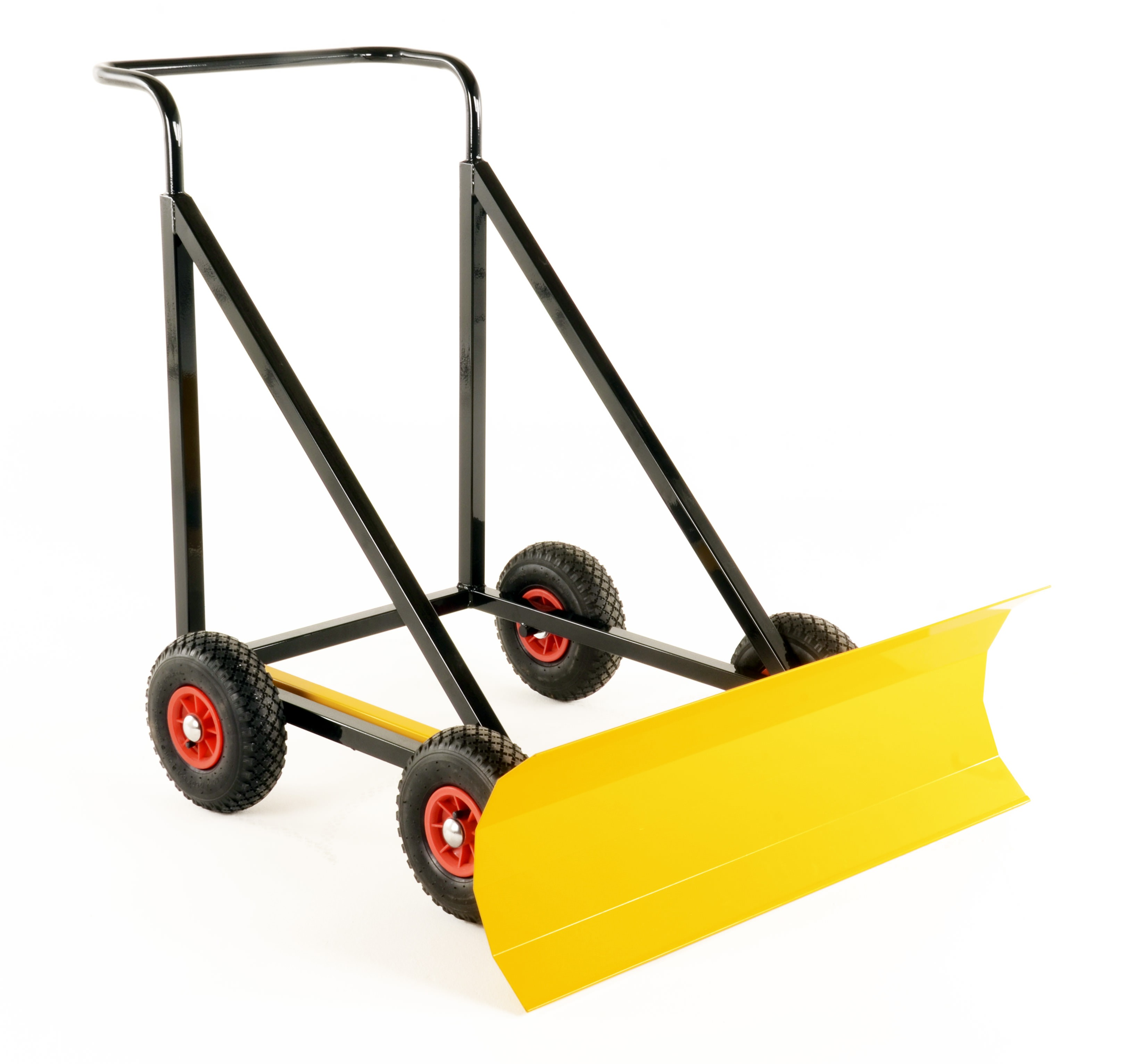 Pedestrian Snow Plough - Heavy Duty