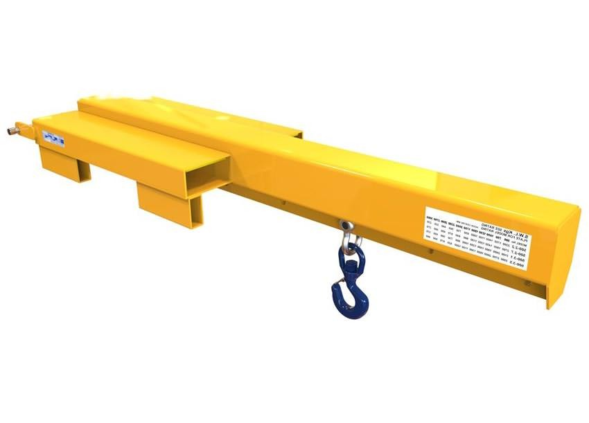 Forklift Jib Attachment