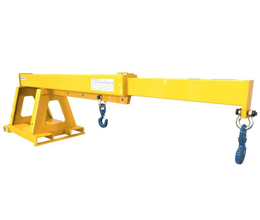 Forklift Telescopic Jib Attachment
