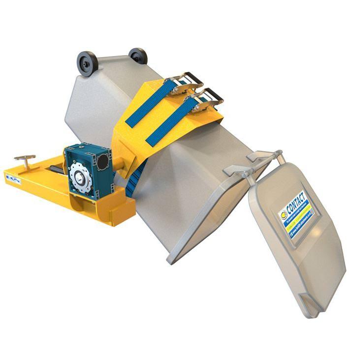 Forklift Drum / Wheelie Bin Tipper