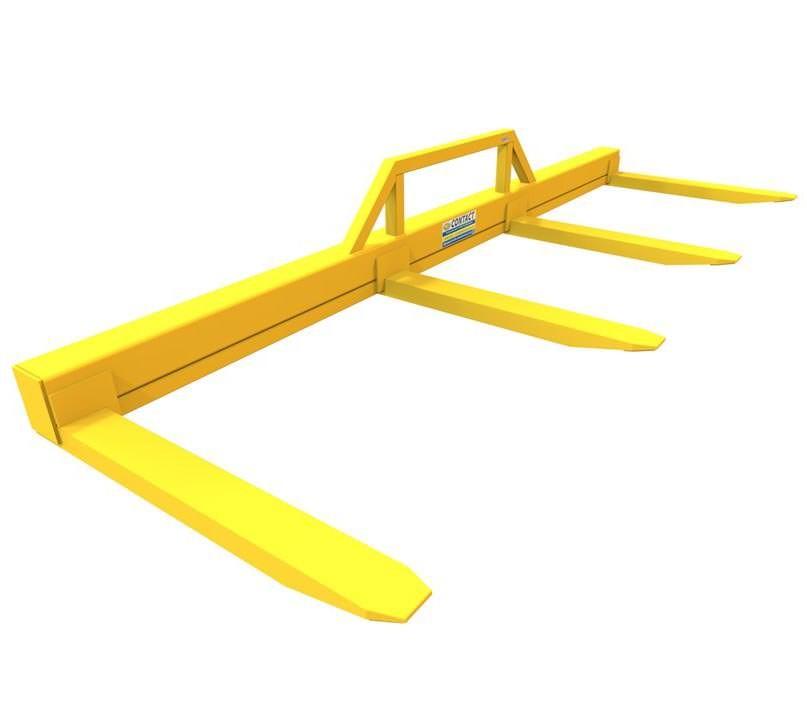 Forklift Wide Load Stabiliser