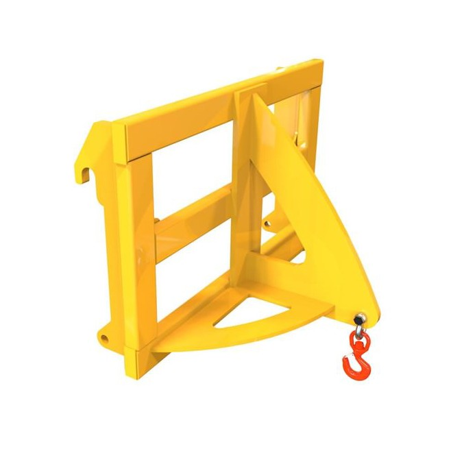 Tele-Handler Lifting Hook