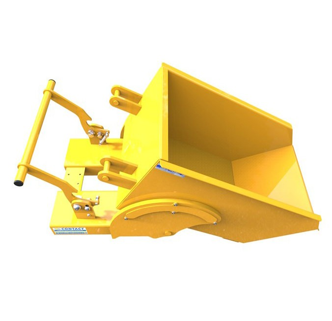Miniature Tipping Skip