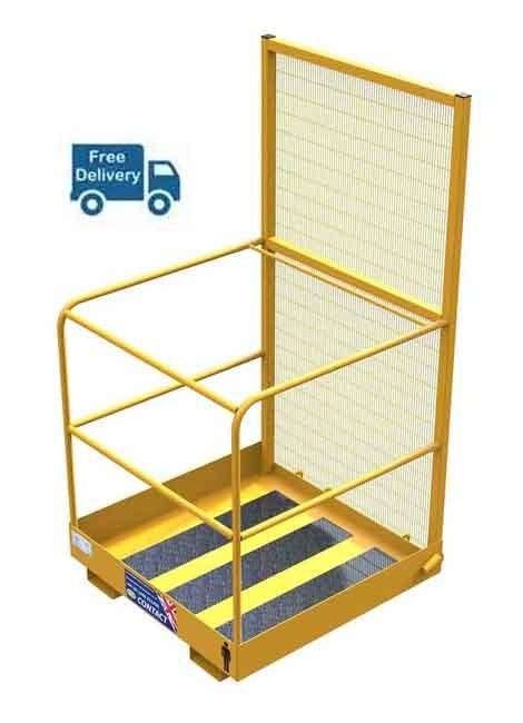 Economy Forklift Safety Cage