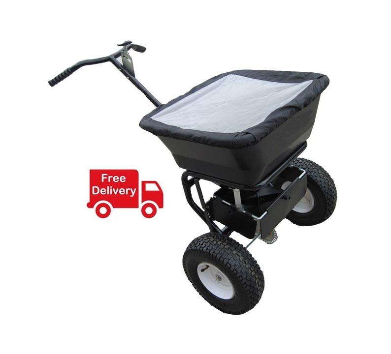 Pedestrian Salt Spreader