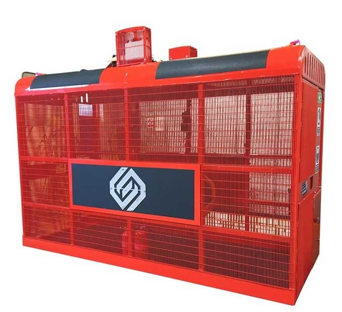 Crane Slung Rescue Cage