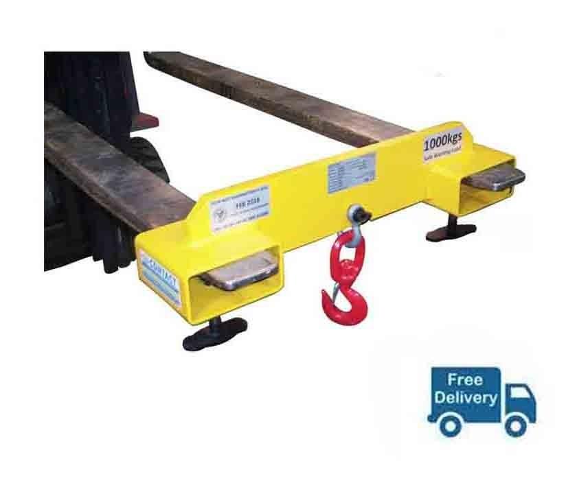 Forklift Hook Attachment