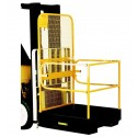 Folding Forklift Safety Cage