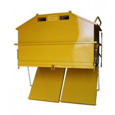 Twin Compartment Tidy Bin