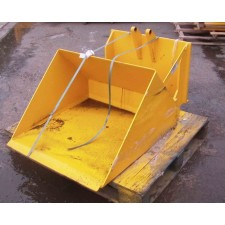 hydraulic forklift scoop