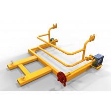 Wheelie Bin Rotator
