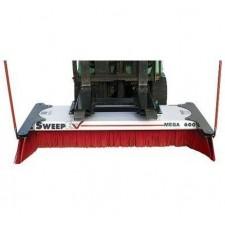 Megamax forklift sweeper