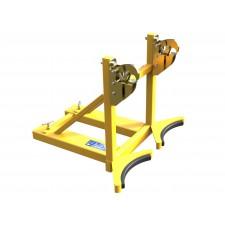 Forklift Rim Grip Drum Handler