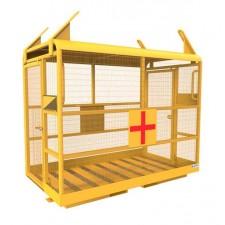 Crane Slung Emergency Rescue Cage