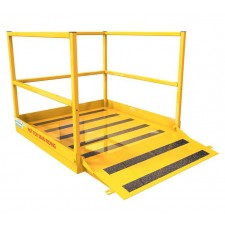 Forklift Goods Carrying Platform