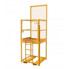 Forklift Safety Cage - Raised Height