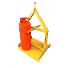 Crane Slung Gas Bottle Handler