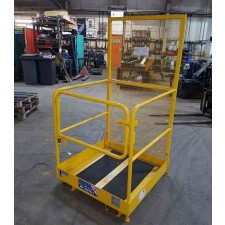 2nd Hand Forklift Cage