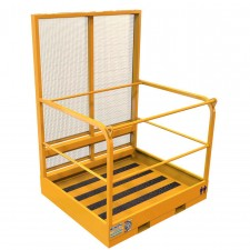Tele-Handler safety cage