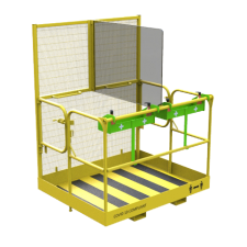 Covid 19 Forklift Safety Cage