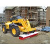 Telehandler Sweeper