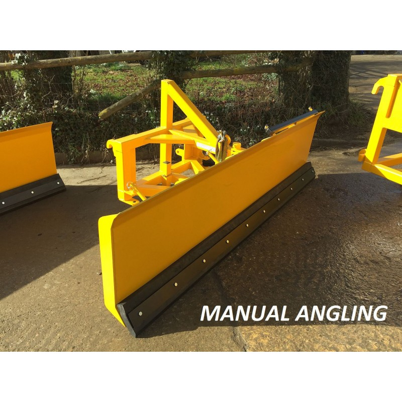 Used Forklift Snow Blades : Agricultural attachments telehandlers snow blades