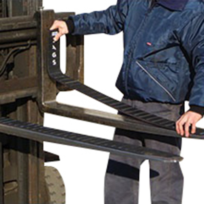 fork protectors magnetic fork covers forklift attachments