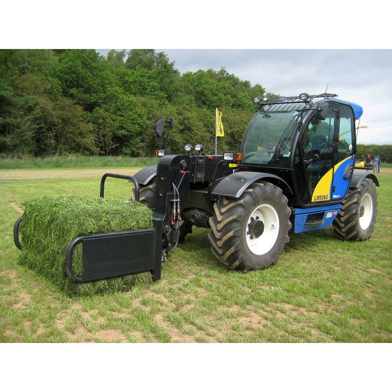 Agricultural Attachments Telehandlers Side Squeeze