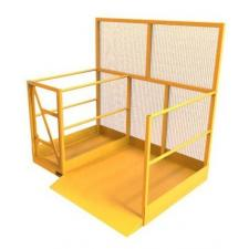 WP Southwest_VR.355 800x517 A goods carrying platform that also has a seperate compartment that facilitates personnel. This design allows the platform to be used as both a man riding and goods carrying platform