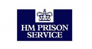 HM Prison logo