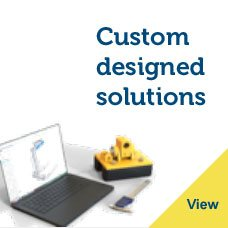 Custom Designed Solutions